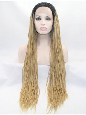 Curly Blonde Sassy Synthetic Lace Wigs Buy