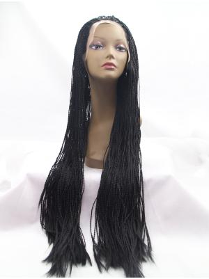 Curly Black Great Synthetic Lace Wig Buy