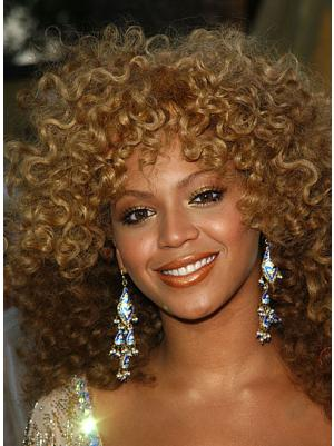 14 Inches Shoulder Length Curly Synthetic Suitable Cheap Blonde Wig