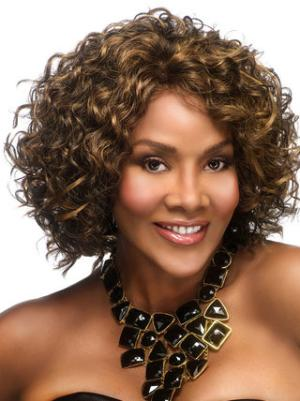 Chin Length Curly Best 12 Inches Wigs