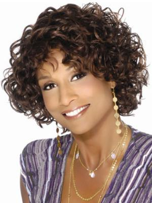 Short Curly Affordable 10 Inches Wigs