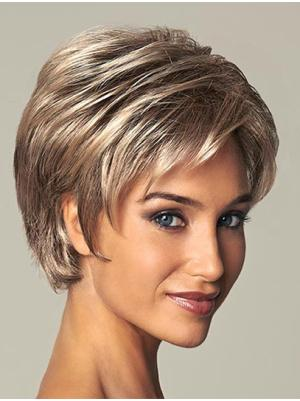 Short Straight Hairstyles 7 Inches Wigs