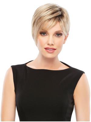 Blonde 6 Inches Short Straight Capless Bob Hairstyles