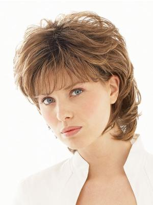 Short Wavy New 8 Inches Wigs