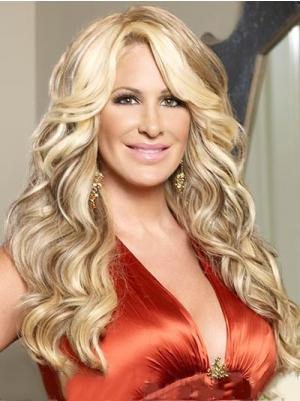 Sassy With Bangs Blonde 16 Inches Wigs