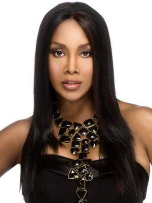 16 Inches Long Straight Synthetic Amazing Beauty Black Hair Styles