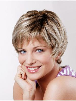 8 Inches Straight Great Hairstyles For Short Hair